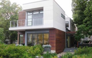 Eco Green Home Architecture