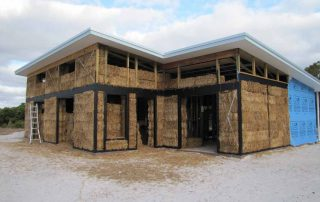 Straw Bale House Build