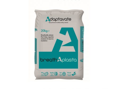 Adaptavate Breathaplasta - Natural Wall Plaster