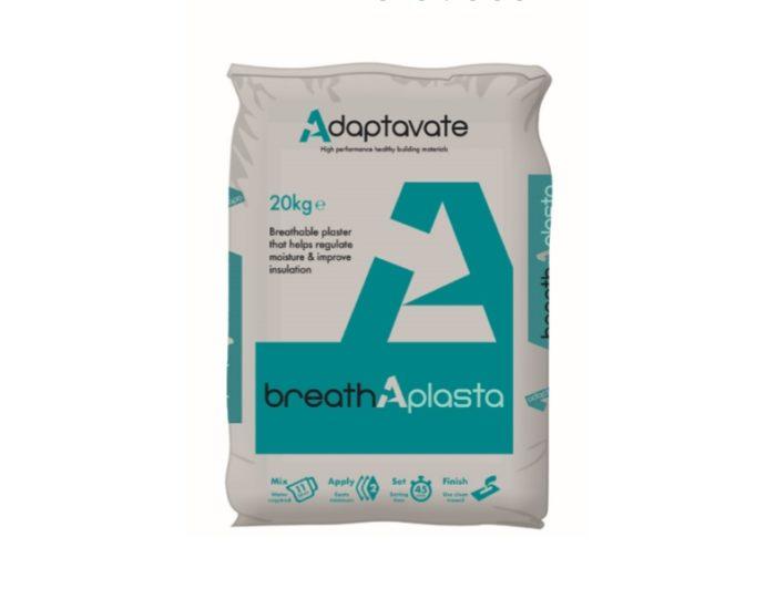 Adaptavate Breathaplasta - Natural Wall Plaster