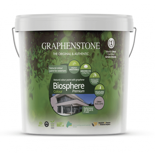 Graphenstone Biosphere Exterior Natural Paint