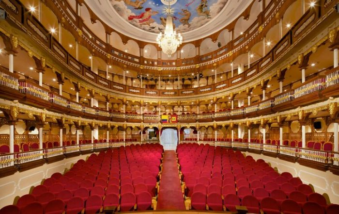 Heredia Theatre Colombia