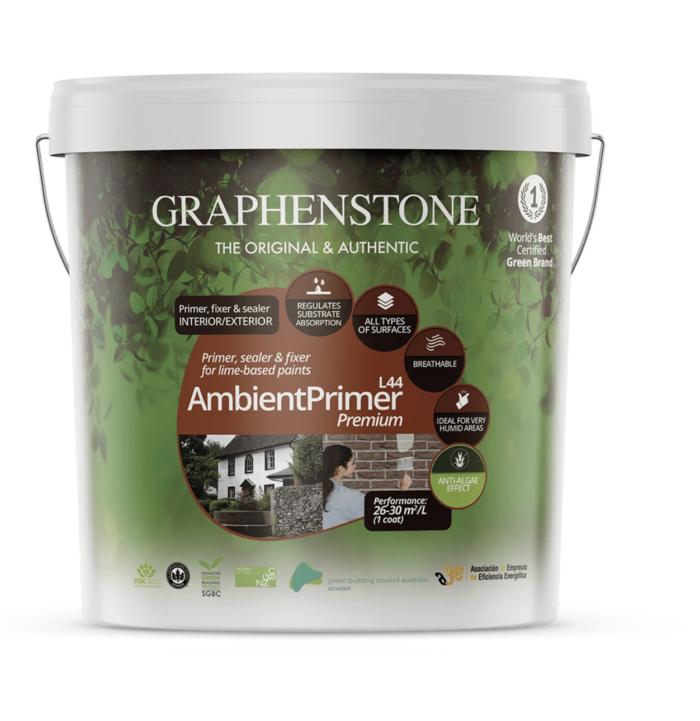 Natural Primer - Graphenstone Ambient Primer L44 Premium - Anti Algae