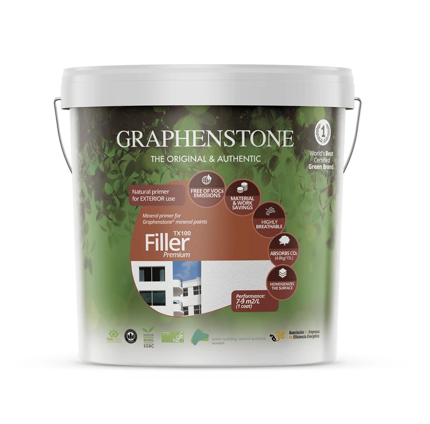 Natural Filler Graphenstone