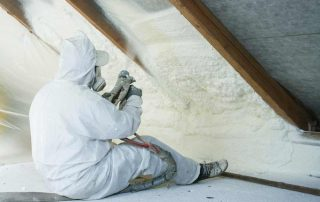 What is spray foam insulation for the home and is it worth it
