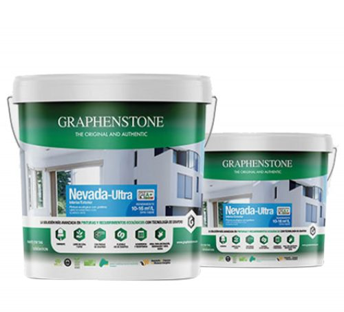 Natural Contractor Paint - Graphenstone Nevada Ultra
