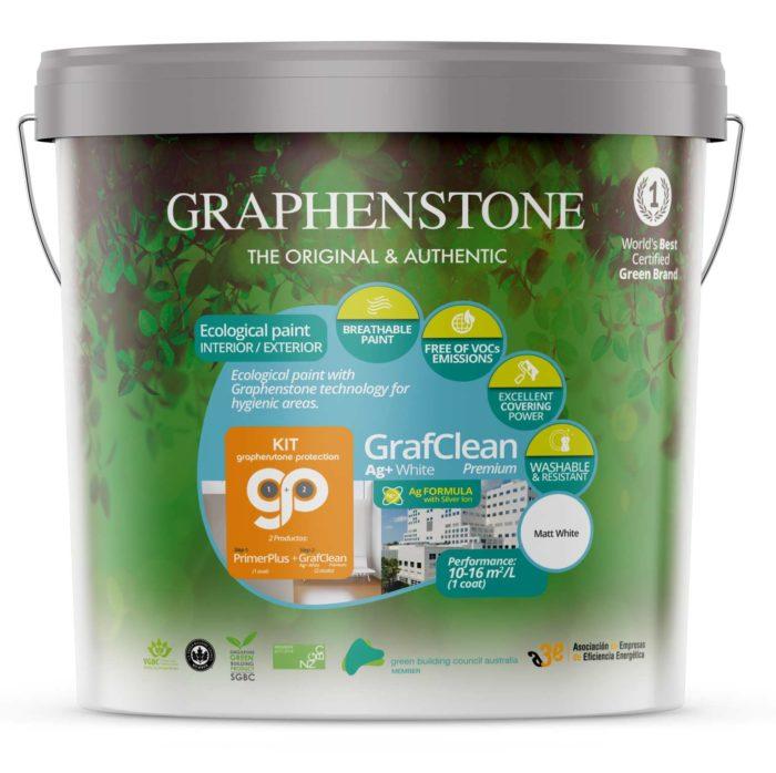 Graphenstone Grafclean AG+